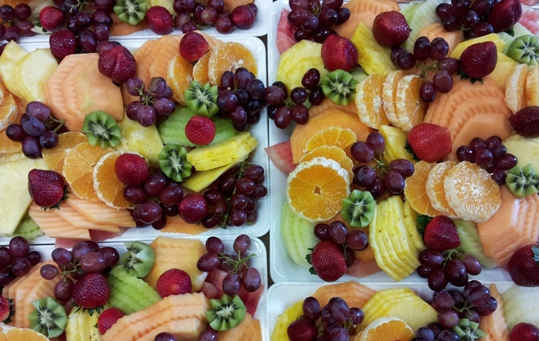 Seasonal Fresh Fruit
